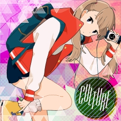 Various Artists - 4-Way Split Album「CULTURE」 [YZML-09] Cover
